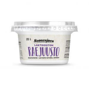Laktoositon raejuusto 200 g