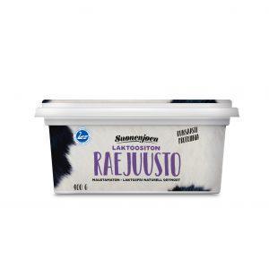 Laktoositon raejuusto 400 g