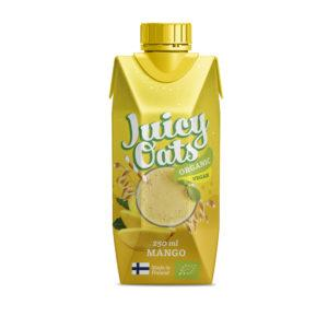 Juicy Oats Mango 2,5 dl